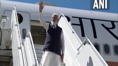 World News   Had Productive Engagements, India-US Ties Will Grow Stronger, Says PM Modi as He Departs for India