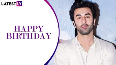 Ranbir Kapoor Birthday Special: From Brahmastra, Shamshera to Animal, Lets Take a Look at Every Upcoming Film of the Rockstar Actor