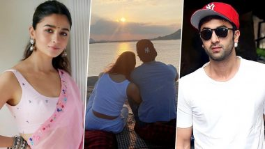 On Ranbir Kapoor's 39th Birthday, Girlfriend Alia Bhatt Wishes Her 'Life' With a Beautiful Picture!