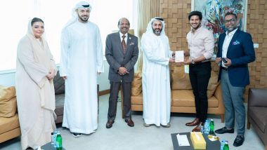 Dulquer Salmaan Receives UAE's Golden Visa; Actor Feels Privileged and Honoured