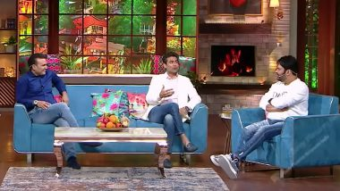 The Kapil Sharma Show: Virender Sehwag And Mohammad Kaif To Grace The Show Next