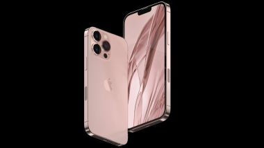 Apple Unveils iPhone 13 Pro and iPhone 13 Pro Max With All-New Super Retina XDR Display
