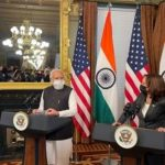 PM Narendra Modi- Kamala Harris Meet: US Vice President Refers to Pakistan Terror Role, Agrees on Need to Monitor Its Support to Terrorism