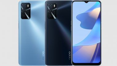 Oppo A16 Smartphone With MediaTek Helio G35, Triple Cameras Launched in India at Rs 13,990