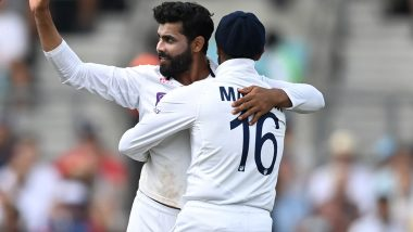 IND vs ENG 4th Test 2021: Nasser Hussain Believes Clever Use of Ravindra Jadeja Is the Reason for India's Scintillating Win