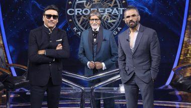 On KBC 13, Jackie Shroff Reveals He Picked Up 'Beedu' Lingo From Amitabh Bachchan