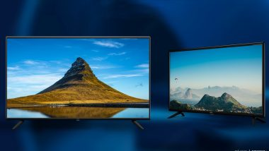 Redmi Smart TV 32-Inch & 43-Inch Models Launched in India From Rs 15,999