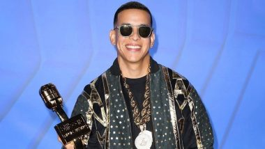 Daddy Yankee Felicitated with Hall of Fame at Billboard Latin Music Awards 2021