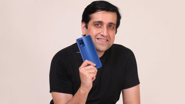 Realme 8s 5G Smartphone Officially Revealed Ahead Of India Launch