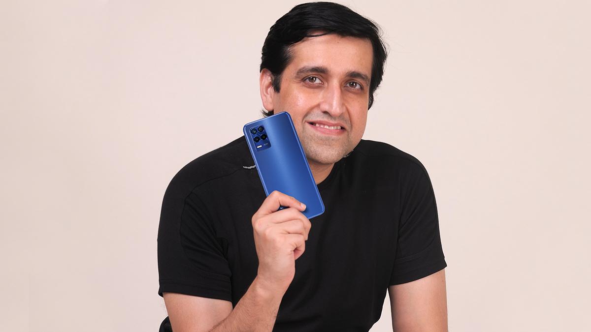 Teléfono inteligente Realme 8s 5G
