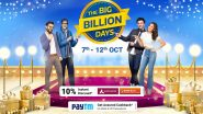 Flipkart Big Billion Days Sale Dates Announced; Discounts on iPhone 12, Realme 8i, Pixel 4a & More To Be Offered
