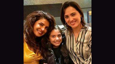 Priyanka Chopra Jonas Pens a Heartfelt Note As She Celebrates 21 Years of Friendship With Lara Dutta in London (View Post)