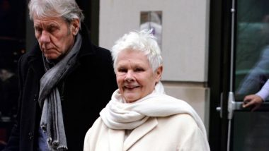 Judi Dench and Partner David Mills Had Plans of Marrying Each Other Amid the COVID-19 Lockdown