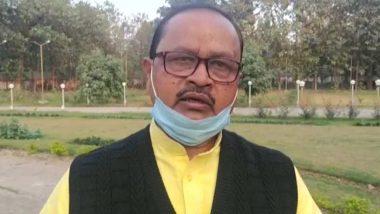 JDU MLA Gopal Mandal Clarifies on Wearing Only Undergarments Onboard Tejas Rajdhani Express, Says 'My Stomach was Upset' (Watch Video)