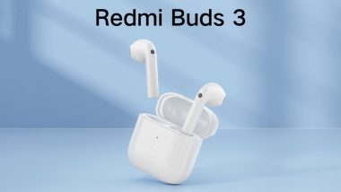 Redmi Buds 3 With 20-Hours Battery Life, Apple AirPods-Like Design Launched: Report