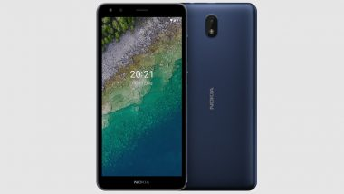 Nokia C01 Plus Budget Phone Launched in India; Prices, Features and Specifications