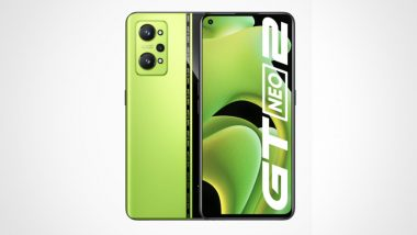 Realme GT Neo 2 With Snapdragon 870 SoC Now Official in China, Check Prices & Other Details Here