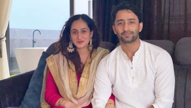 Shaheer Sheikh, Ruchikaa Kapoor Blessed With a Baby Girl, Fans of the Star Couple Flood Social Media With Congratulatory Messages