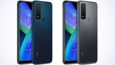 TCL 20 R 5G With Triple Rear Cameras Launched, Check Prices & Other Details Here