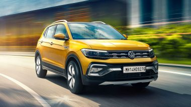 2021 Volkswagen Taigun SUV Launched in India From Rs 10.49 Lakh