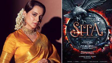 Kangana Ranaut Roped In To Play Goddess Sita in Period Drama 'The Incarnation Sita'