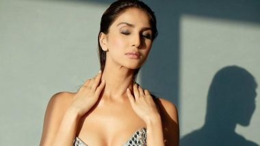Vaani Kapoor Turns Into Sexy Disco Ball Dazzling in This Silver Mirror-Work Tube Dress, Shares Stunning Pic With Thoughtful Caption!