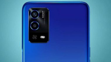 Oppo A-Series Smartphone To Launch in India on October 1, 2021; Likely To Be A55 4G Model