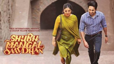 Shubh Mangal Saavdhan Clocks 4 Years: Ayushmann Khurrana Opens Up About His Social Drama That Broke Taboos with Its Storyline