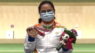 Sidhartha Babu, Deepak, Avani Lekhara at Tokyo Paralympics 2020, Shooting Live Streaming Online: Know TV Channel & Telecast Details for Mixed 50m Rifle Prone SH1 Qualification
