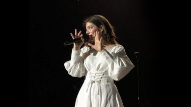 Lorde's Live Performance at the MTV Video Music Awards on September 12 Has Been Cancelled