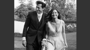 Mark Ronson Gets Married to Meryl Streep's Daughter Grace Gummer; Musician Confirms the News on His 46th Birthday With a Heartwarming Note