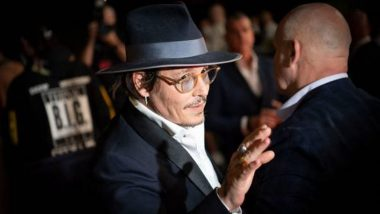Johnny Depp Makes Rare Red Carpet Appearance at Deauville Film Fest Amid Legal Battle With Ex-Wife Amber Heard (See Pics)