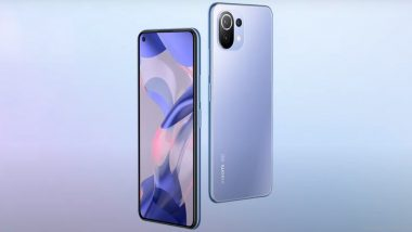 Xiaomi 11 Lite 5G NE To Be Launched in India Tomorrow; Expected Prices, Features & Specifications