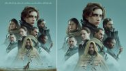 Dune: Denis Villeneuve's Sci-Fi Epic to Hit Indian Screens on October 22, Catch Timothée Chalamet's Film in Hindi & English