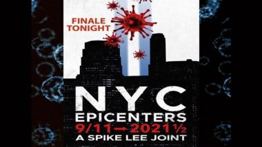 NYC Epicenters: 9/11–2021 1/2: Spike Lee Decodes Untold Stories of 9/11 Terror Attacks in His Docu-Series