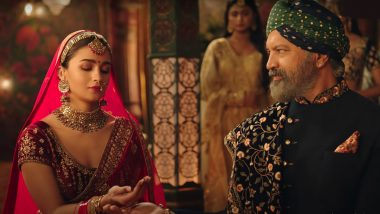 Alia Bhatt's New Bridal Wear Ad Sparks Controversy; Twitterati Divided Over Her Questioning Kanyadaan Ceremony