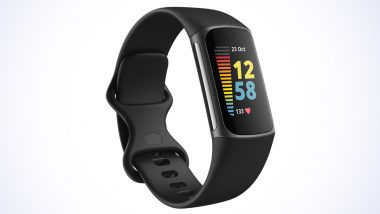 Fitbit Charge 5 Fitness Tracker Now Available in India at Rs 14,999
