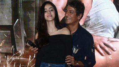 Chunky Panday Feels Daughter Ananya Panday Cooks Up Stories, Never Food!