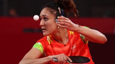 Table Tennis Federation of India Questions Manika Batra's Timing of Bringing Up Allegations Against National Coach Soumyadeep Roy