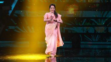 Super Dancer 4: Hema Malini's Performance Leaves Judges Awestruck!