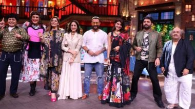 The Kapil Sharma Show: Bhoot Police Stars Saif Ali Khan, Jacqueline Fernandez and Yami Gautam to Grace the Sony TV Show