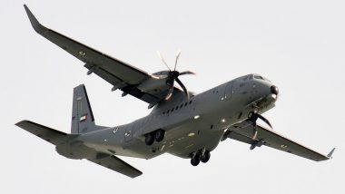Cabinet Committee on Security Approves Procurement of 56 C-295 MW Transport Aircraft for Indian Air Force