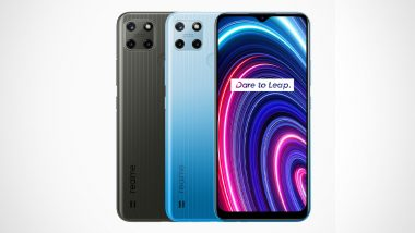 Realme C25Y With 50MP Triple Rear Camera Setup Launched in India at Rs 10,999