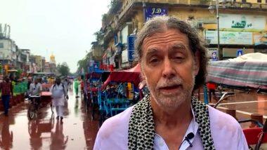 Hindi Diwas 2021: Walter J Lindner, German Ambassador To India, Speaks Fluent Hindi As He Greets Indians on Hindi Day (Watch Video)