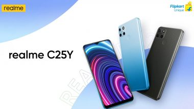 Realme C25Y To Be Launched Today in India; Check Expected Prices, Features & Specifications