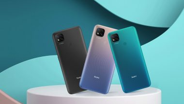 Redmi 9 Activ With MediaTek Helio G35 SoC Launched in India at Rs 9,499