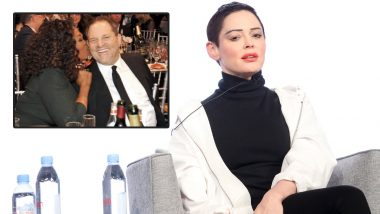 Rose McGowan Hits Out at Oprah Winfrey in Her Recent Scathing Tweet About Harvey Weinstein and Russell Simmons