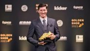 Robert Lewandowski Wins European Golden Shoe 2020-21, Aims to Get Better for the Upcoming Seasons