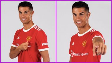 Cristiano Ronaldo Fans Rush to Old Trafford Megastore To Buy Manchester United Jersey With Number 7, Shirts Worth 60 Million Dollars Reportedly Sold in 12 Hours!