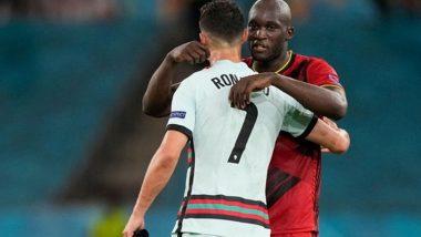 Romelu Lukaku Opens Up About Comparisons With Cristiano Ronaldo, Says 'Its Useless'